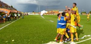 Se despide de la B Nacional: Crucero enfrenta el viernes a Sportivo Belgrano