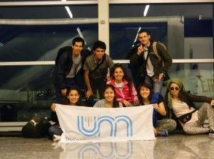Estudiantes obereños participaron del Foro Global de Estudiantes en Dubai