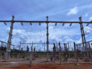 Invierten 4.500 millones de pesos para elevar la potencia eléctrica en toda la provincia