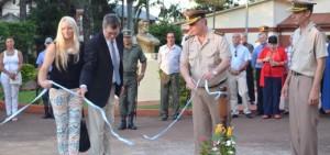 El Escuadrón Nº 9 de Gendarmería Nacional celebró su 69 aniversario en Oberá