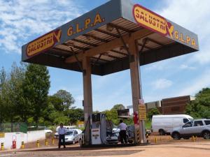 Abrió la primera estación de servicio de gas para vehículos en Misiones