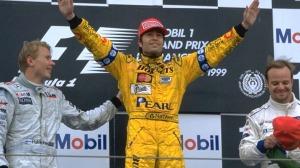 Fue subcampeón mundial de la Fórmula 1 y ahora maneja un coche fúnebre