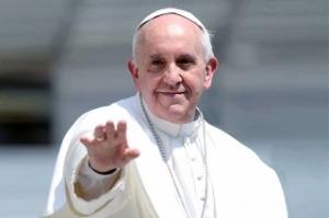 """Evo Morales anunció que es """"casi segura"""" la visita del papa Francisco a Bolivia el año que viene"""