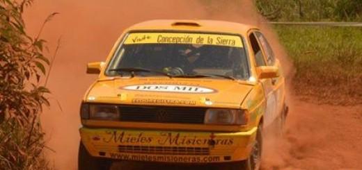 El Rally Misionero cierra en Aristóbulo un año de crecimiento, con número récord de inscriptos