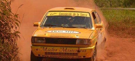 Corpus también será escenario del Rally Misionero en la segunda fecha