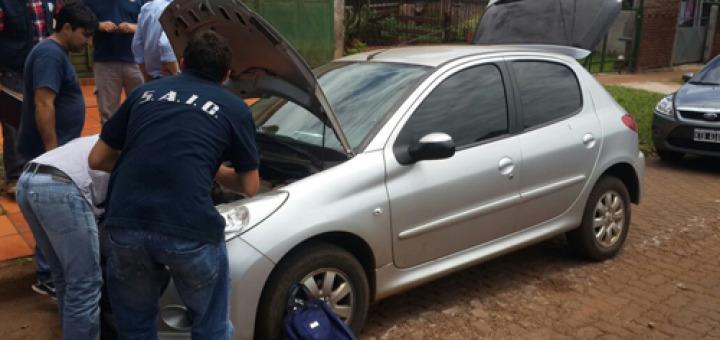 Dos de los imputados por el blanqueo de autos ilegales empezaron una huelga de hambre
