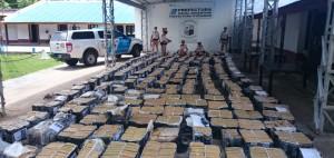 Golpe al narcotráfico: Prefectura secuestró seis toneladas y media de marihuana en Ituzaingó