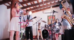 """""""Paranaí"""" regresa a los escenarios con canciones propias y mucho aire fresco"""