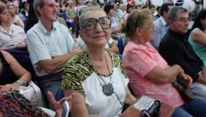 Sadem destacó el reconocimiento entregado a Olga Zamboni
