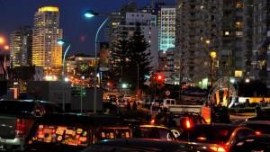 Una turista argentina encerró a su hijo de dos años en un auto y se fue a un boliche en Punta del Este
