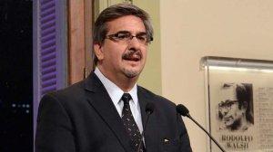 Cambios en el gabinete de Cristina: Parrili va a Inteligencia y Aníbal Fernández vuelve a Casa Rosada
