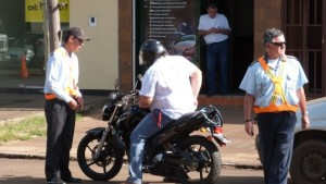 Desde Tránsito de la Municipalidad de Posadas reforzarán operativos de control en la ciudad
