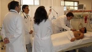 Este año la Unidad Coronaria del Hospital Escuela atendió a más 560 pacientes