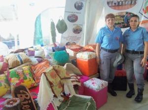 Con éxito se realizó la 4ta Expo de artesanías del Servicio Penitenciario Provincial