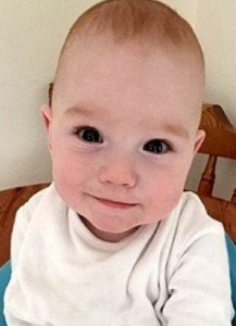 Desoyó a su médico, tuvo a su bebé y hoy cumple 1 año