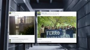 En Chubut, los presos utilizan Facebook en los calabozos