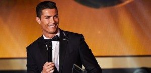 Cristiano Ronaldo se quedó con el Balón de Oro al Mejor del Mundo