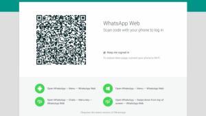 WhatsApp hizo oficial su versión para computadoras