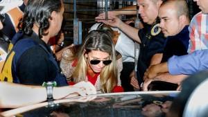 La ex mujer de Nisman dio detalles de cómo se produjo el retorno anticipado del fiscal al país