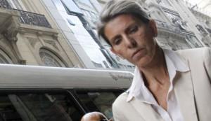 """""""No creo que se haya suicidado"""", dijo la ex mujer del fiscal Nisman, antes de declarar"""