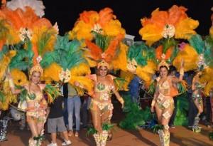 Carnavales en Concepción de la Sierra:  Maringá se prepara con todo en su 25° aniversario
