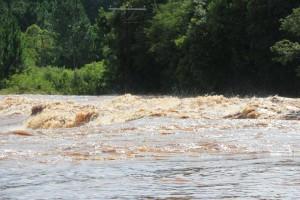 Buscan a una nena que se arrojó al arroyo Yabebiry en San Ignacio