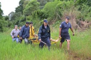 Encontraron sin vida el cuerpo del hombre desaparecido que salvó a un nene de 7 años
