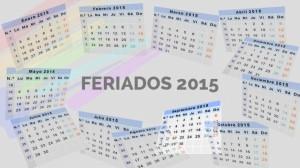 Empezá a hacer planes: conocé todos los feriados de este 2015