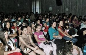 Esta tarde habrá Cine Móvil en Montecarlo
