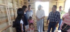 Entregaron una vivienda a niño incluido en el programa Hambre Cero