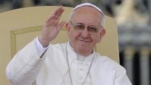 Anuncian la visita del Papa Francisco a Paraguay este año