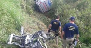 Nuevamente un micro de Reunidas estuvo involucrado en un accidente fatal