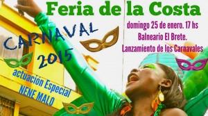 Este domingo se realizará otra edición la Feria de la Costa en El Brete