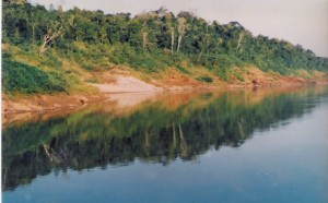 Puerto Esperanza: investigan la desaparición de un hombre que pescaba en el río Paraná