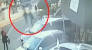 Estremecedor video del terrorista palestino que apuñaló a nueve personas en Tel Aviv