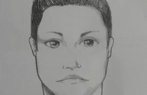 Misterio en Candelaria: difunden el identikit de la chica quemada para poder llegar hasta sus familiares