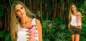 DuendeSelva, el corto de la marca que lleva la cara de Ailén Sciutto