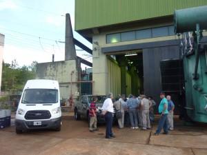 Urugua-í abastece el 25 por ciento de la demanda eléctrica de Misiones