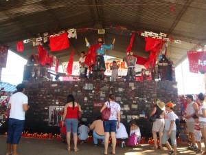 Fiesta del Gauchito Gil: piden a los peregrinos prudencia en la ruta