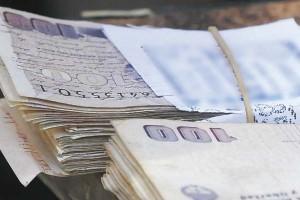 Cerro Azul: robaron 67.500 pesos de una vivienda