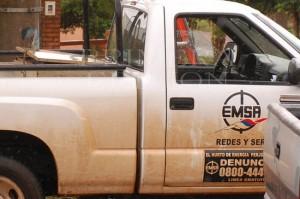 EMSA informó que habrá cortes de suministro por falta de pago