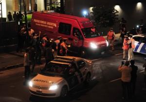 Resultados de la autopsia al fiscal Nisman: el disparo fue en la sien