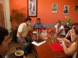 Buscan implementar en Misiones el plan nutricional de la Red Conin