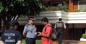 Empresario posadeño fue víctima de un violento asalto en su casa