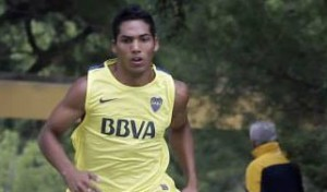Alejandro Maciel: con 17 años, de Eldorado a la primera de Boca Juniors