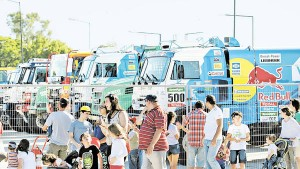 La fiebre del Dakar arranca a las 15 en Buenos Aires