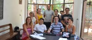 Trabajadores de la Cultura formaron una cooperativa en Iguazú
