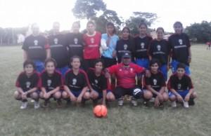 Fútbol femenino: Las Globitas y el sueño de jugar en Boca