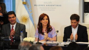 Cristina anunció un aumento de 18,6 % para las jubilaciones nacionales a partir de marzo