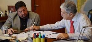 Misiones firmó el acuerdo con Nación para congelar las tarifas eléctricas